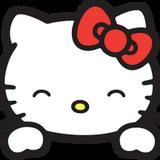 美丽女人~穿心箭@2k17@hello kitty