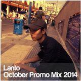 Lanto - October Promo Mix 2014