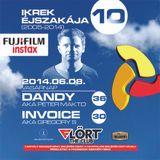 Dandy aka Peter Makto - Private thoughTS Vol.10,5 (Ikrek Éjszakája 10 WARM UP mix) 2014.05.12.