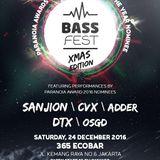 BassFest Xmas Edition