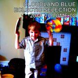 Cloudland Blue Eclectic Selection 2017 Vol 08