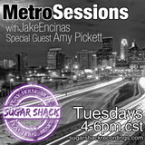 MetroSessions 042 with guest Amy Pickett