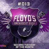 Floyd the Barber - Breakbeat Shop #013 [13.09.16] (mix no voice)