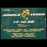 Jan Sirup + MC Soultrain @ FUTURE Jungle Fever (17.10.1998)