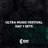 Robin Schulz - Live @ Ultra Music Festival Miami 2017