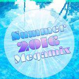 Dj Paul  -Summer 2016 Megamix 30 ( 19 07 2016 )