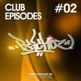 Dj Psichoz - Club Episodes #02 #reggaetonfever
