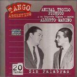 Aníbal Troilo & Alberto Marino - LP Sin palabras