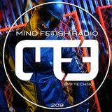 MIND FETISH RADIO - 209