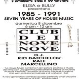 Kid Batchelor @ Club Dei Nove Nove, Gradara PU - After - 08.12.1991
