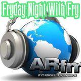 Pete Fry - FRYday Night with Fry June 7th, 2019 featuring Jesper Binzer of D-A-D