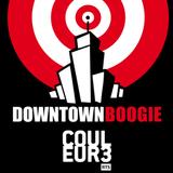 "DJ SET LIVE @COULEUR 3 RADIO ""DOWNTOWN BOOGIE"""