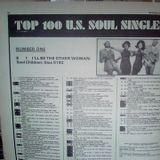 in orbit with clive r feb 25 pt 1 US soul top 100 february 25 1974 B&S mag # 128 #100 > 50