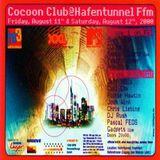 2000.08.12 - Live @ Hafentunnel, Frankfurt - Phase 2 - Carl Cox