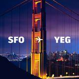 SFO to YEG (Kevin & Laine 6.3.16) #DeepHouse