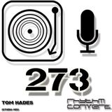 Techno Music | Tom Hades in the Rhythm Convert(ed) Podcast 273 (Studio Mix)