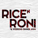 Weekend Dinner Mixtape #014