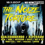 Kaali vs Not a Dj - The Noize Torture (18.11.17)