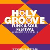 DJ Green Giant (CH), live set @ Holy Groove Festival 2014