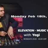 Elevation - Music with Feeling Feb 18th, 2019 The Ground Radio Show by Yogi