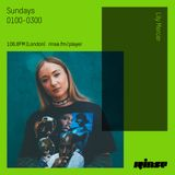 The Lily Mercer Show | Rinse FM | October 28th 2018 |