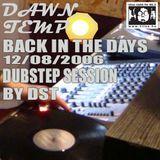 DST - Dawn Tempo 12/08/2006