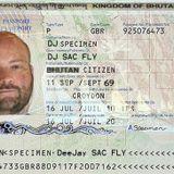 DJ Sac Fly - Bhutanese Passport