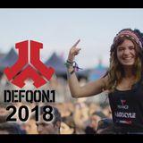 Defqon.1 Countdown 2018 | Best Hardstyle Mix