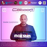 Mark Gasparik live warm up set by Makszim & Friends @ Cocoon 2019.11.09
