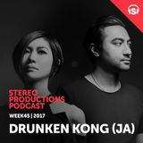 WEEK45_17 Guest Mix - Drunken Kong (JA)
