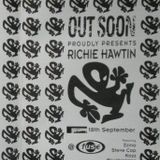 "Psychogene & Richie Hawtin at "" Out Soon Night"" @ Fuse (Brussels - Belgium) - 18 September 1998"