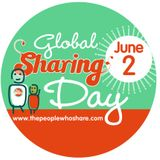 It's All Good Radio Show Global Sharing Day