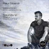 Raul Siberdi - Rondo #8 with TechAviv - Soundtrip Radio