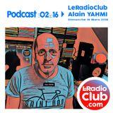 LeRadioClub - S02Ep16 avec Alain YAHMI (1/2)