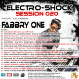 Fabbry One - Electro Shock Session 020 RadioShow2016