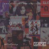 #MixMondays 90'S R&B @DJARVEE