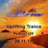 Uplifting Trance PodCast.ep426.(29.11.17)