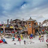 CDj @ Pano Bar 2600m, Snow Fest 2016 (warmup) 25.03.2016