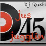 """DJ RUSTI  """"JUS A 45 JUGGLIN"""" DANCEHALL"""