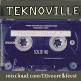 mixtape 002 - Teknoville '93 vol. 1