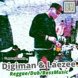 laezee @ bunker.live (2016-12-11) - reggae, dub