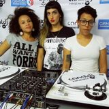 Podcast Urbana #4 por BadSista, Flavya, Miria Alves (Ao Vivo no Canal DJ)