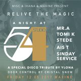 Mr.A presents -  A Night at Studio54