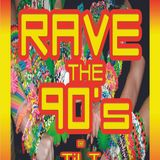 DJ FLEX - Rave the 90s - Live Vinyl set