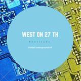 WEST ON 27TH presents BEATITUDE live @ magic phangan studio thailand