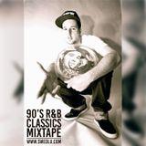 DJ SWED LU  - 90's R&B CLASSICS MIXTAPE