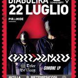 Andrea Mattioli @ COCORICO' TITILLA [Riccione - Italy 22.07.2011]