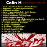 Techno Mix for Club r_AW