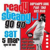 Ready Steady Go Go - March 2016