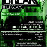 Break Thursdays Mix (21st June)